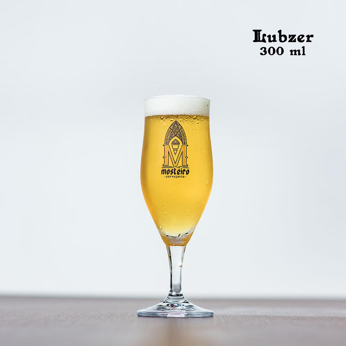 Taça Lubzer em cristal 300ml